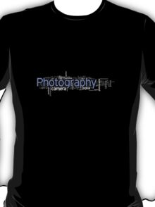 Photography T-Shirt - dark T-Shirt