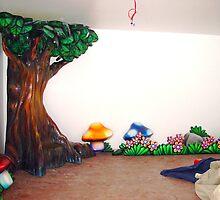 Fairy Room by vinn