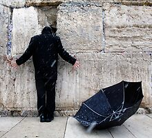 Western Wall Jerusalem by Jason Moore