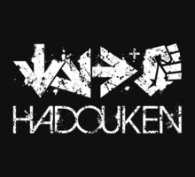 Hadouken Command White by Reshad Hurree
