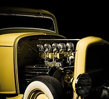 ''32 Koop' Johns' Rod & Kustom picnic '08 by John Haig