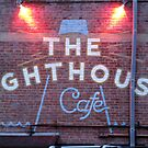 The Lighthouse Cafe - Hermosa Beach by Gloria Abbey