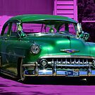 1953 Chevy Low Rider &quot;The Green Hornet&quot; by TeeMack