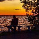 watchin the sunset by Cheryl Dunning