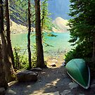 Lake Agnes by Robin Webster