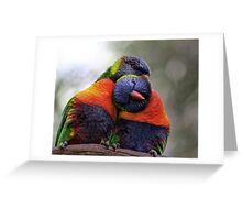 Colorbond Greeting Card