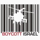 Boycott Israel_punch_out (heli version) by vrangnarr