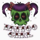 Tattoogirl by tattoofreak