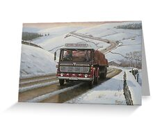 AEC Mandantor on Shap Greeting Card