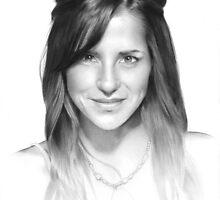 Kelly Monaco Portrait by golfiscool