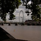 London Eye by Mleahy