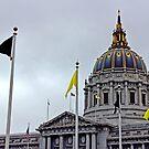 San Francisco Opera House by Tamara Valjean