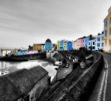 Tenby by Mark Robson