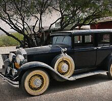 1931 Buick by Linda Gregory