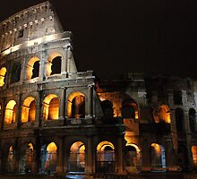 The Colosseum by pangea