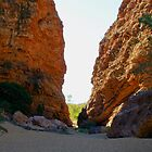 Simpsons Gap, Northern Territory Australia by kateabell
