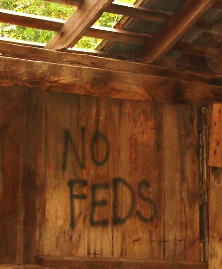 No Feds by gcampbell