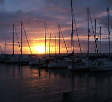 sunrise yaringa marina by dave price