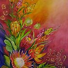 Proteaceae South Africa by rentia