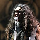 Tom Araya by Scott White