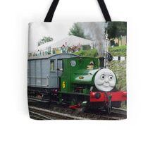 Percy Seems Perky ! Tote Bag