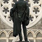 Statue of Robert Godley by Lesley Williamson