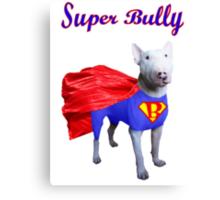 SuperBull! Canvas Print