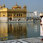 Golden Temple- I by RajeevKashyap