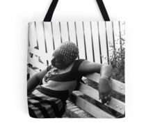 Summer Snooze Tote Bag