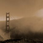 A Golden Fog by Jonathan Parrish