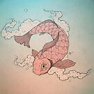 鯉 by Brandon McDonald