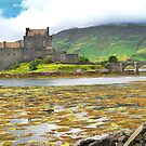 Eilean Donan Castle by Anthony Hedger Photography