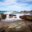 Forresters Beach Shutter and Exposure Blend by Matt  Lauder