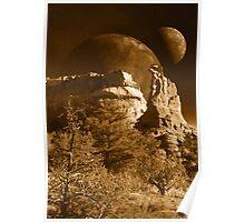 Spirit Rock Poster