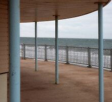 Exmouth Sea Front by Dave Hare