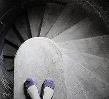 Infinity & My Feet by Alexandra Muresan