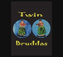 Twin Bruddas by WhiteDove Studio kj gordon