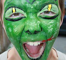 lizard boy by Sherri Johnson