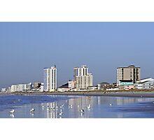 Coastal Architecture Photographic Print