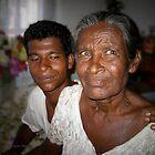 Sri Lanka Tsunami Survivors 1 by Peter Maeck