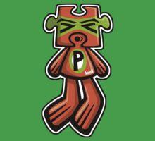 Puzzle Mascot by KawaiiPunk