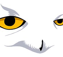 Snowy Owl by Rustyoldtown
