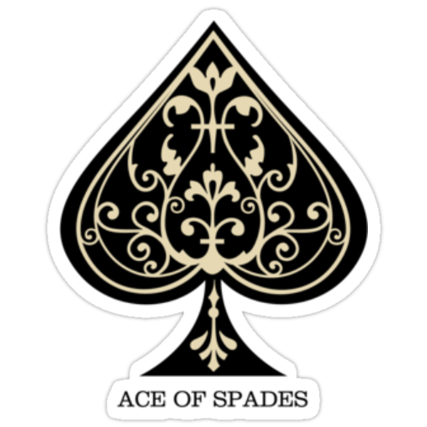 Ace of spades II by Marco Recuero