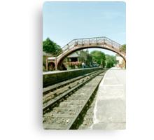 Goathland Station - North Yorkshire Canvas Print