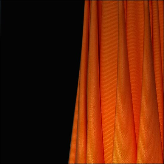 an orange touch ... by rita vita finzi