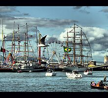 Tall Ships (3) by SNAPPYDAVE
