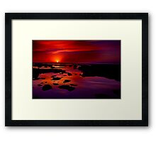 """Morning Grandeur"" Framed Print"