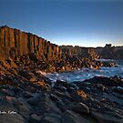 The Cathedral Revisited - Bombo Headland, NSW by Malcolm Katon