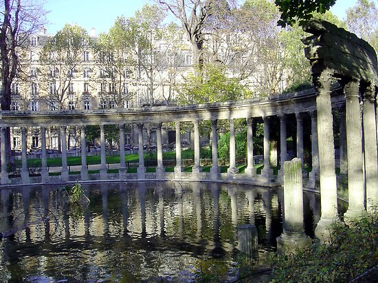 Park Monceau by GregoryE