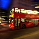 london's double decker by photogenic